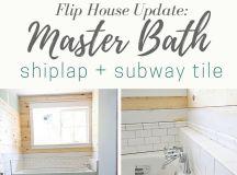 Flip House: Master Bath Updates   The Harper House