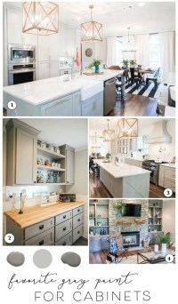 Best Paint for Cabinets: Kitchen Cabinet Paint Colors ...
