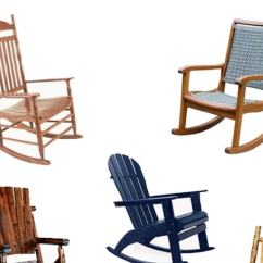 Affordable Rocking Chairs Wedding Chair Covers Suffolk 10 Awesome Porch The Harper House Add Curb Appeal To Your Front With These Easy Outdoor
