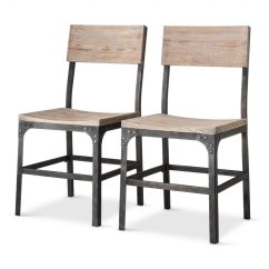 Farmhouse Dining Chairs Rocking Sofa Chair Nursery Favorite Style The Harper House