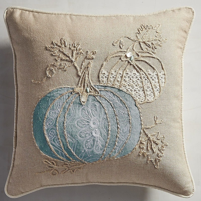 Farmhouse Chic Fall Pillows  The Harper House