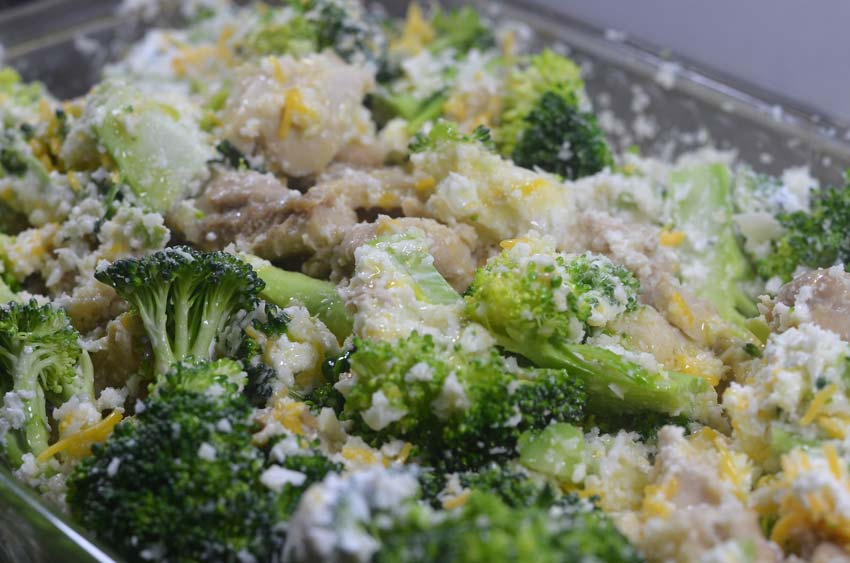 cheddar broccoli chicken casserole low carb gluten free