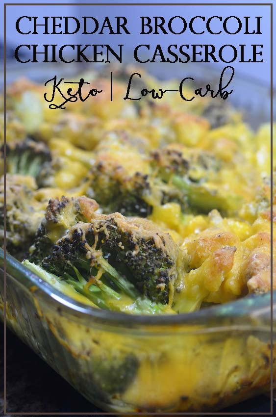 Cheddar Broccoli Chicken Casserole Gluten-Free, Grain -2315