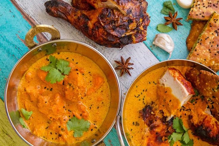 Keto Butter Chicken | LCHF | 2 Ways