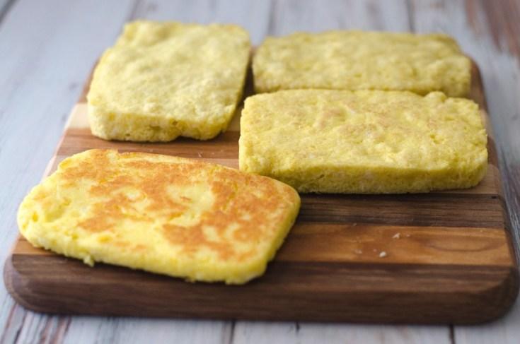 Keto Microwave Sandwich Bread (Paleo, Gluten-Free)