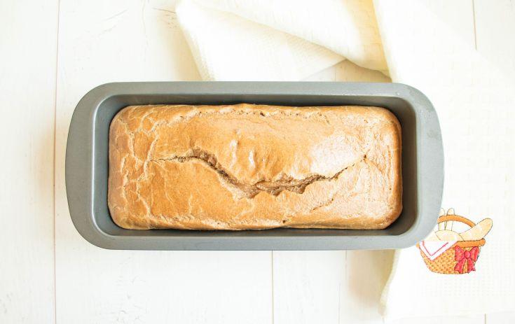 Low Carb Sesame Tahini Bread