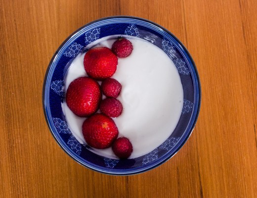 Sous Vide Yogurt
