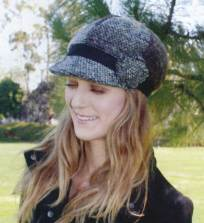 ladies fall winter casual hats and caps