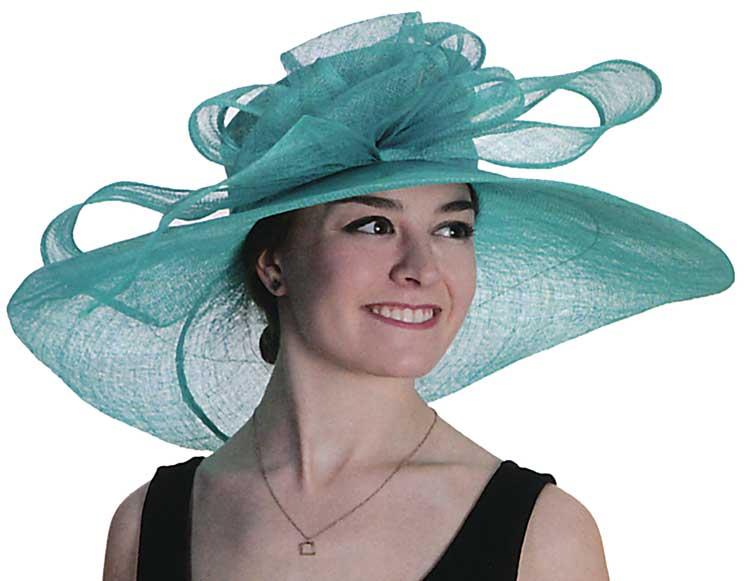 2b03c413a7f ... hot spain light blue kentucky derby hat 57f00 9bc2a 5bd61 628ea italy a  ...
