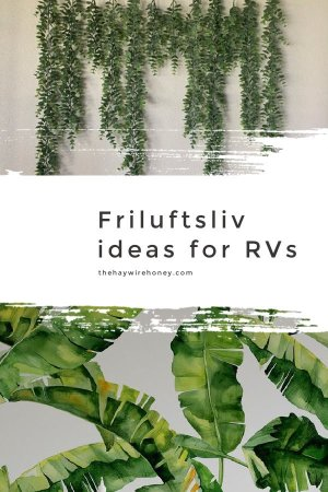 """Ways to Bring the Idea of """"Friluftsliv"""" into an RV"""