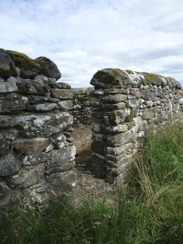 Entrance to MacNab burial ground