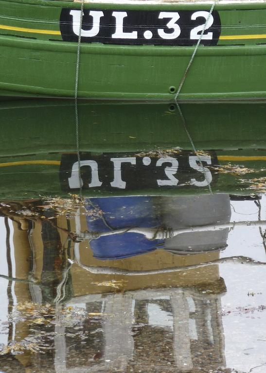 Reflections at Ullapool