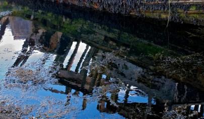 Wrecks at Salen, Mull (1)