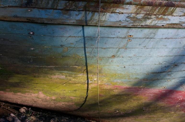 Wrecks at Salen, Mull (3)