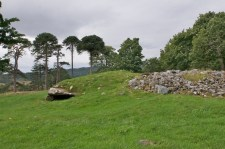 Dunchraigaig burial chamber