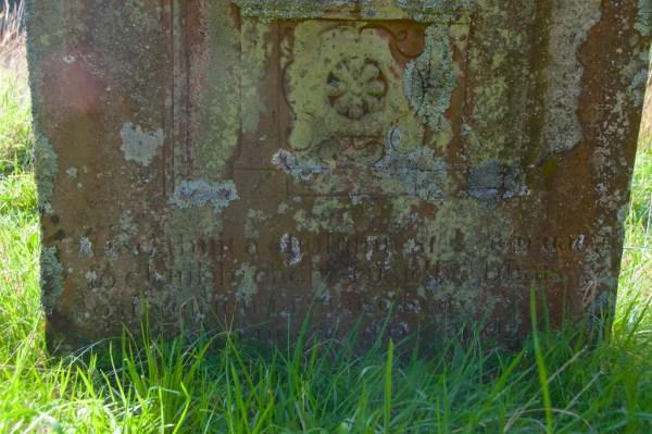 Gaelic inscription