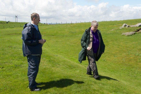 Dowsing at Cairnpapple 51