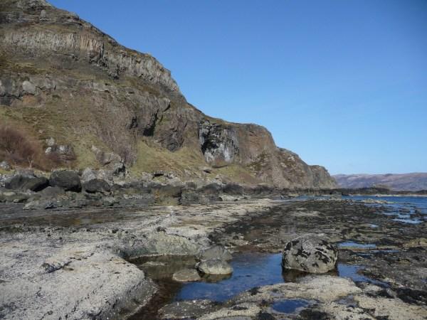 Carsaig beach, Mull 63
