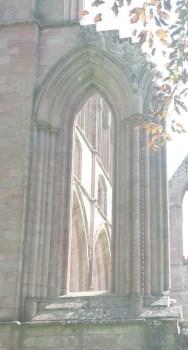 Dryburgh window 3