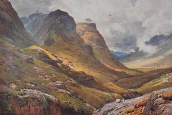 'Glencoe, Argyllshire'