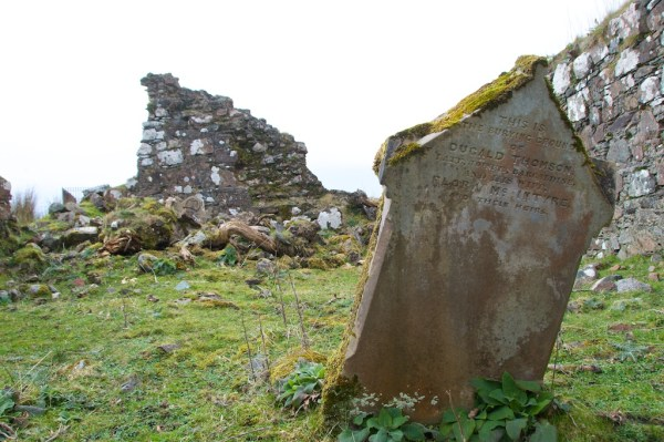 Ardchattan old church 95