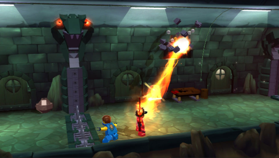 First LEGO Ninjago Shadow of Ronin Screenshots for 3DS