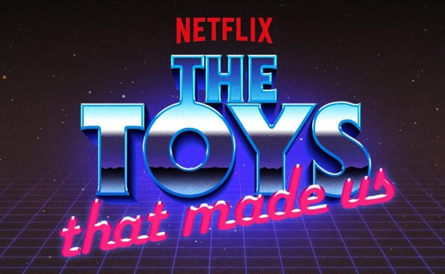 Netflix S The Toys That Made Us Seasons 1 And 2 On Dvd