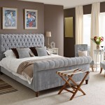 How To Decorate A Small Bedroom With A King Size Bed The Headboard Workshop Bedroom Design Advice