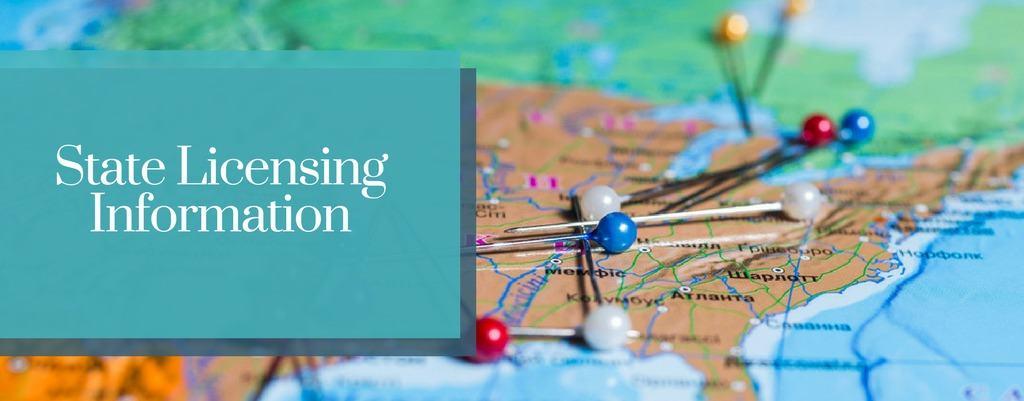 State Nursing Licensing Information | American Consultants