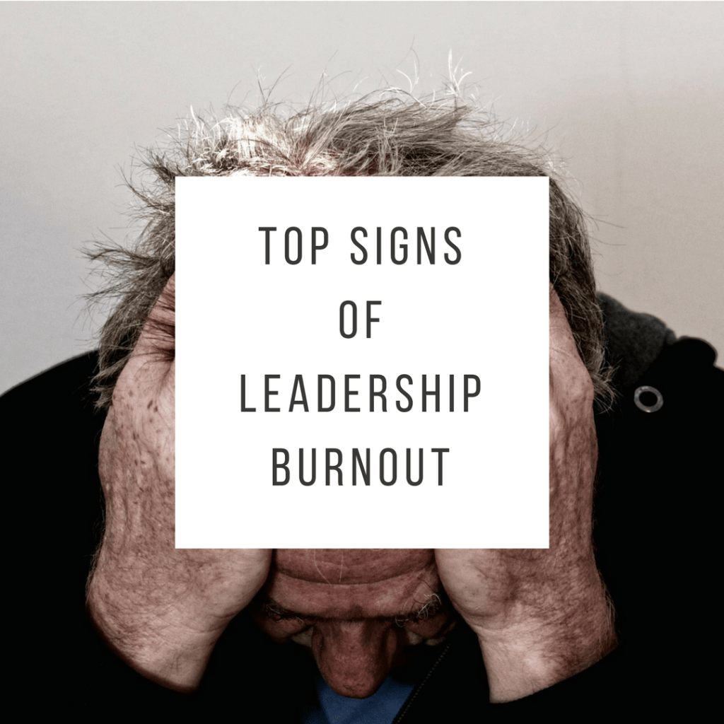 Top Signs & Symptoms of Leadership Burnout | American Consultants