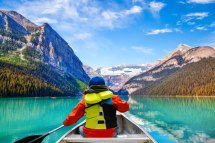 Canadian Rockies Clear Mind And Settle Soul