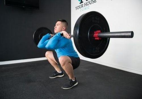 how many calories do squats burn