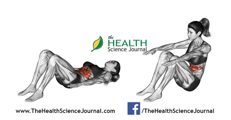 © Sasham   Dreamstime.com - Fitness exercising. Lifting the body from a prone position. Female