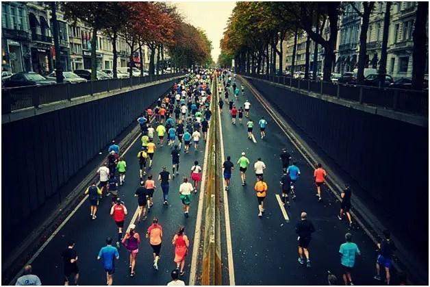 Marathon-city
