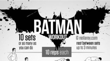 The 9 Best Superhero Workouts