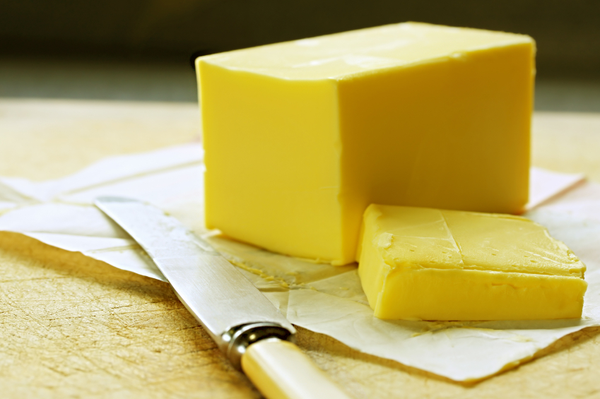 Butter is BAD for Health:  Butter Industry Study Clinches It