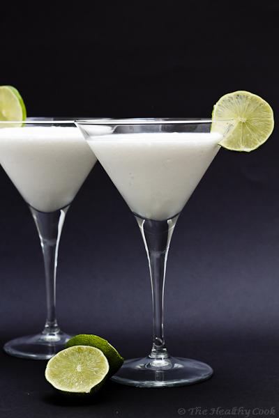 Coconut Limeade – Χυμός με Καρύδα και Λάιμ