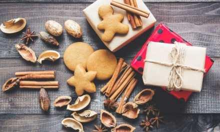 Low-Fat, Low-Calorie Gingerbread Cookies