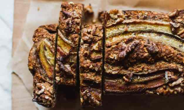 Healthy Chocolate Banana Cake Recipe