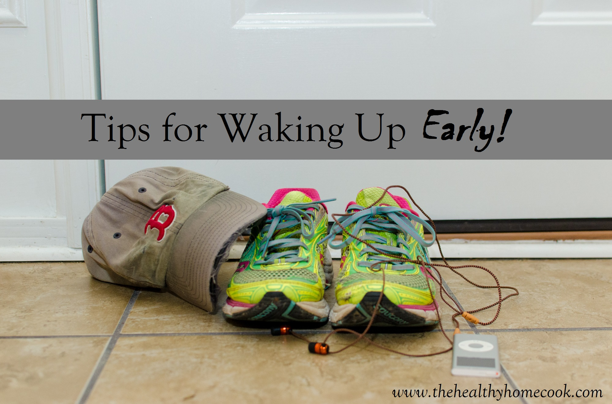You may not be able to wake up early every morning, but here are a few tips that may help you squeeze that workout in. Rise and Shine!!