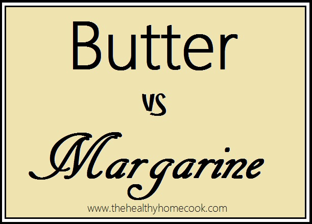 Butter Vs Margarine- Which do you prefer? Check out these facts!
