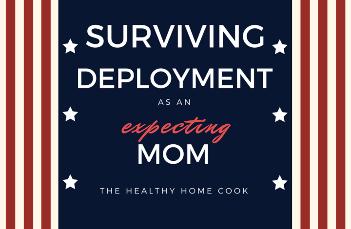 Surviving Deployment as an Expecting Mom