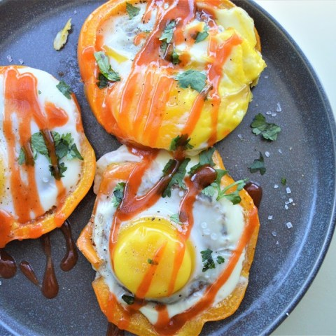 You can forget about the classic Egg-in-the-Hole, 'cuz once you've had a taste of these babies, you're never going back. They are great for breakfast, brunch or anytime!