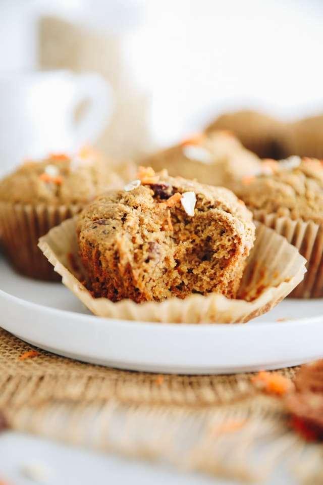 Morning Glory Muffins [Gluten-Free!]-ontopnaija
