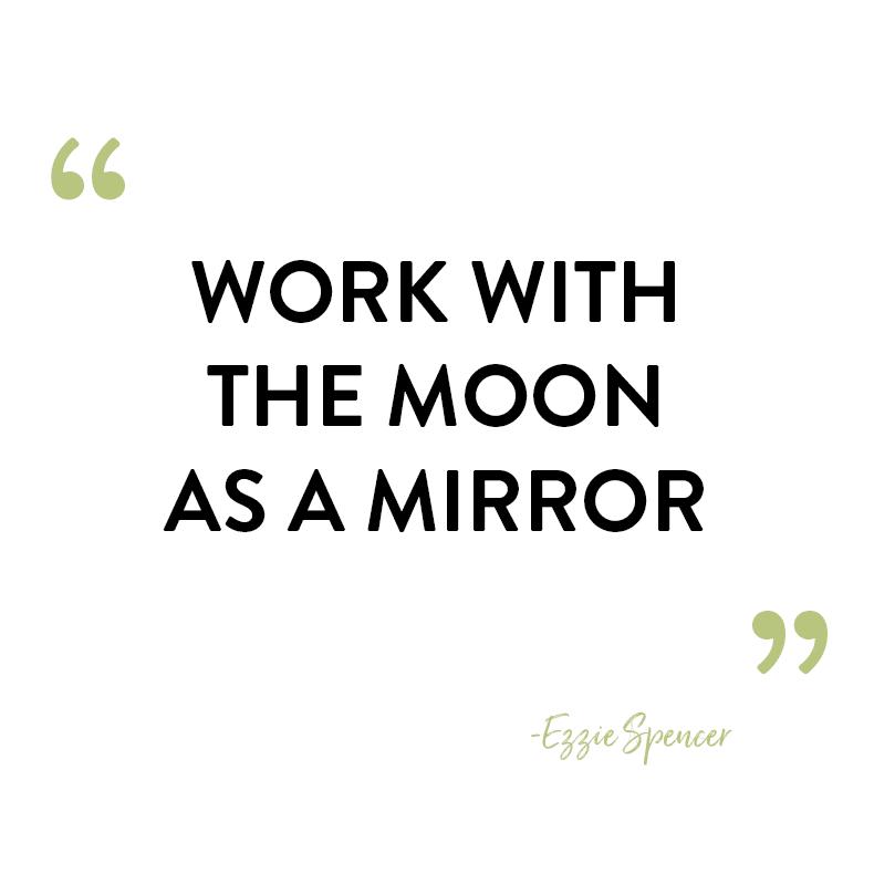 Episode #52: Ezzie Spencer from Lunar Abundance on Working