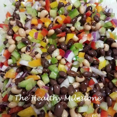 calico bean salad