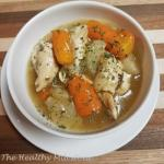 instant pot chicken tender stew