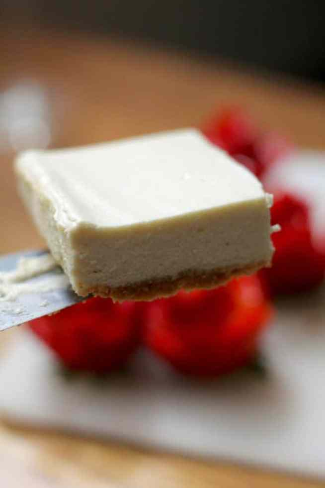 Cheesecake bar