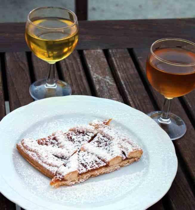Buranco dessert
