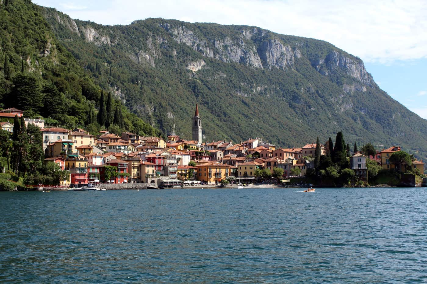 Favorite Eats from Italy Part 1: Varenna, Lake Como